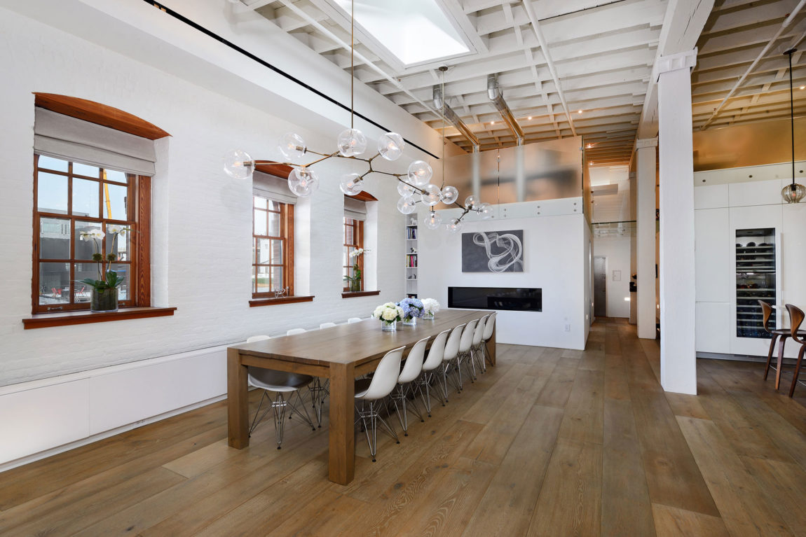 Greenwich St Penthouse by Turett Collaborative Arch (17)