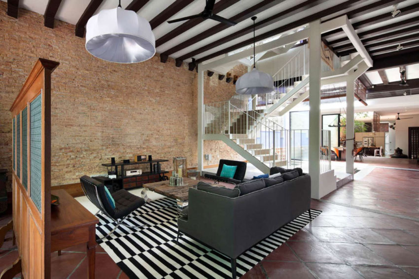 House at Neil Road by ONG&ONG (9)