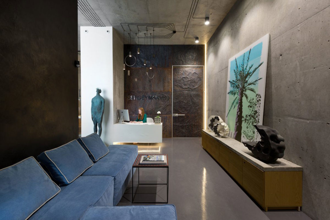 Office and Showroom by Sergey Makhno (1)