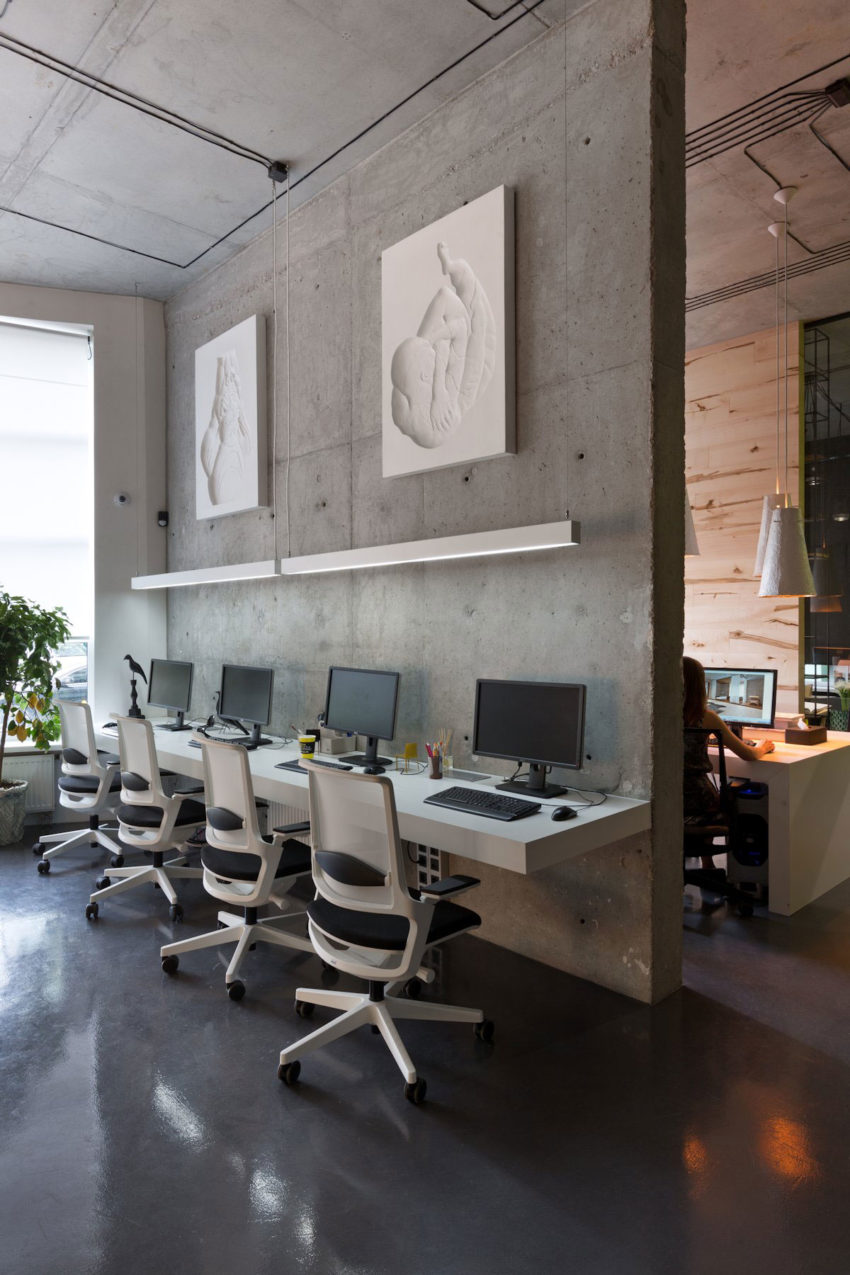 Office and Showroom by Sergey Makhno (5)
