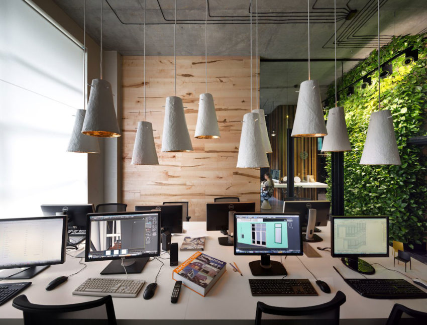 Office and Showroom by Sergey Makhno (12)