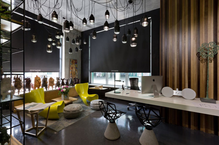 Office and Showroom by Sergey Makhno (22)
