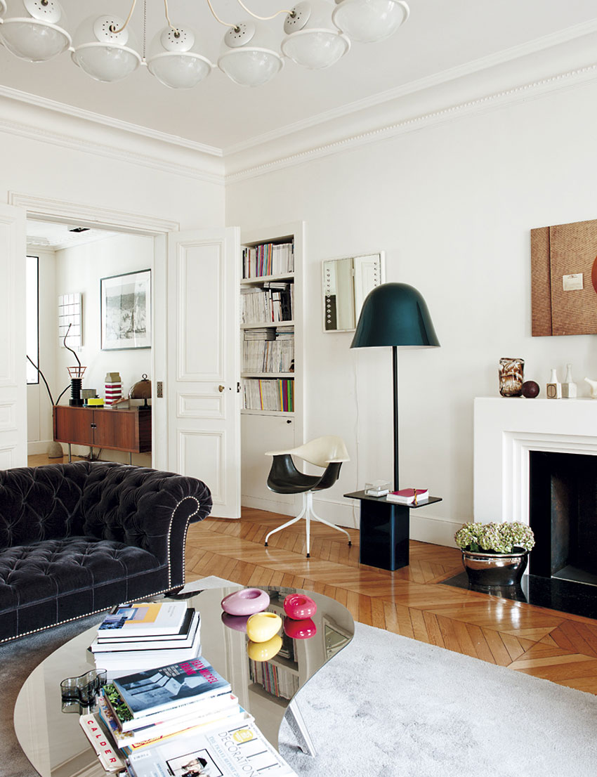 Paris Apartment by Sandra Benhamou (4)