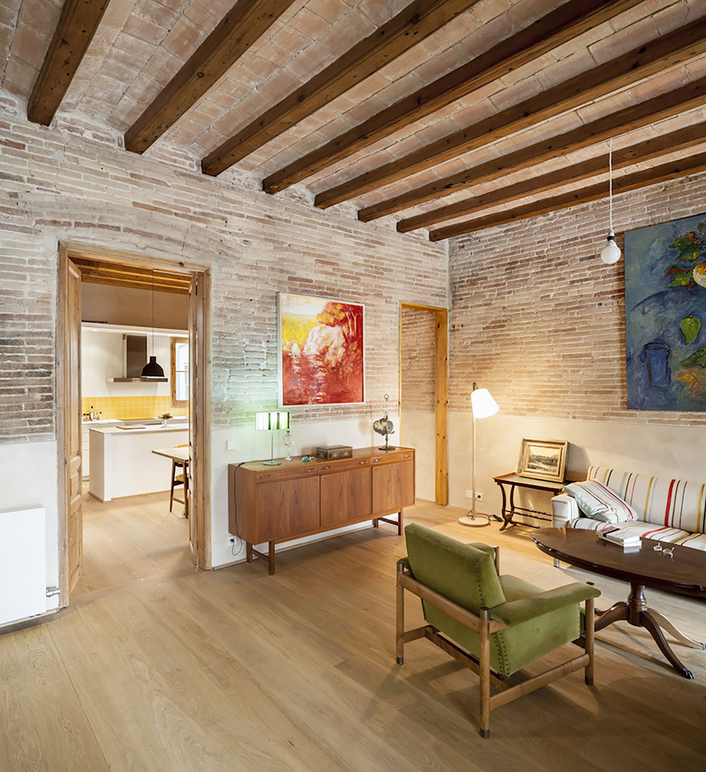 Renovation Apartment in Eixample by Sergi Pons (2)
