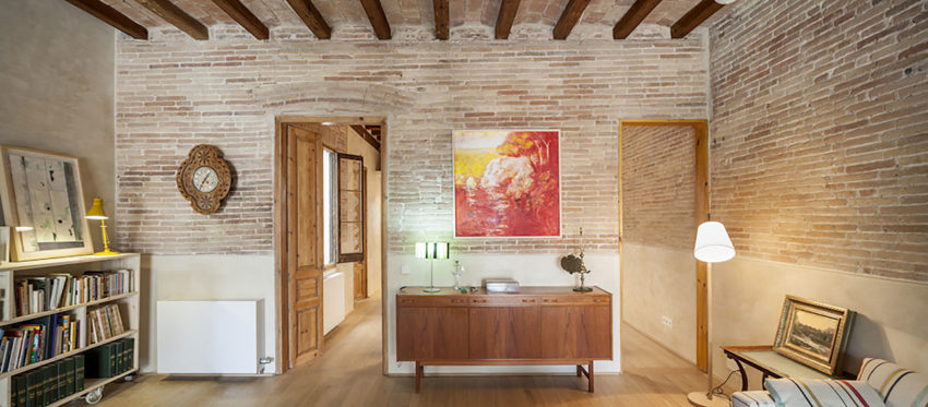 Renovation Apartment in Eixample by Sergi Pons (3)
