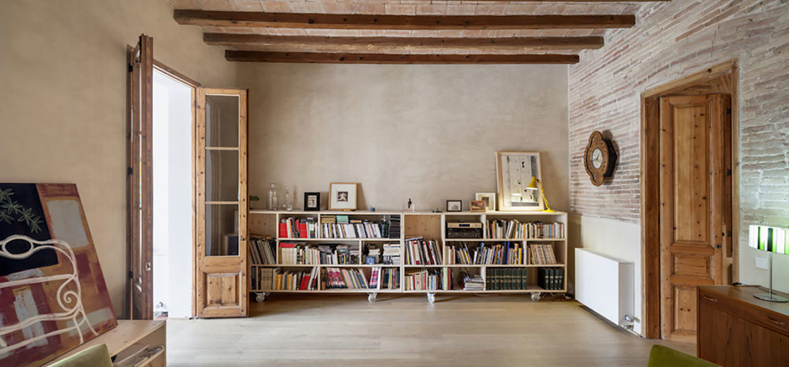 Renovation Apartment in Eixample by Sergi Pons (4)
