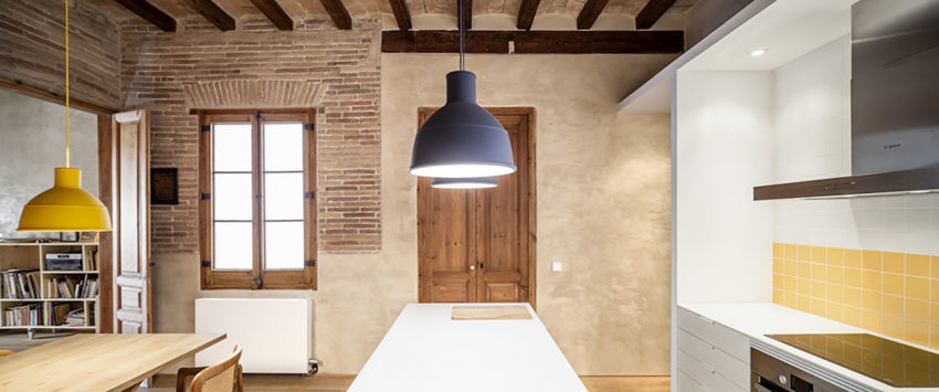 Renovation Apartment in Eixample by Sergi Pons (6)