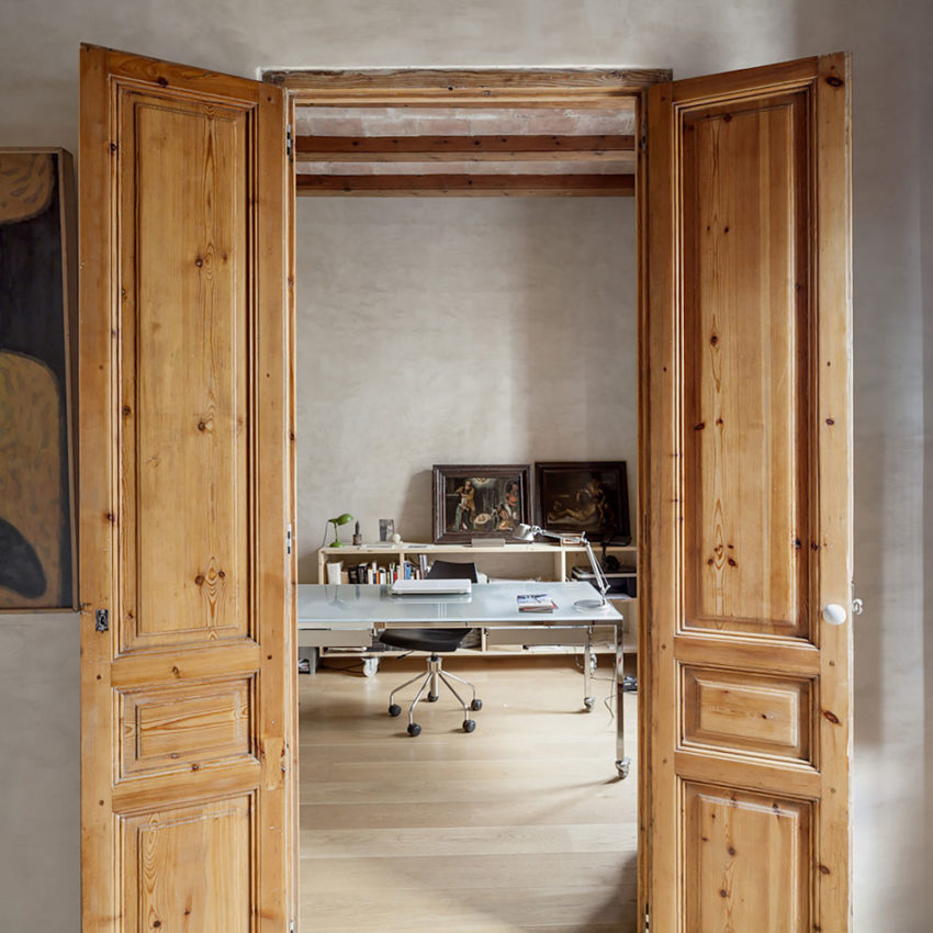 Renovation Apartment in Eixample by Sergi Pons (11)