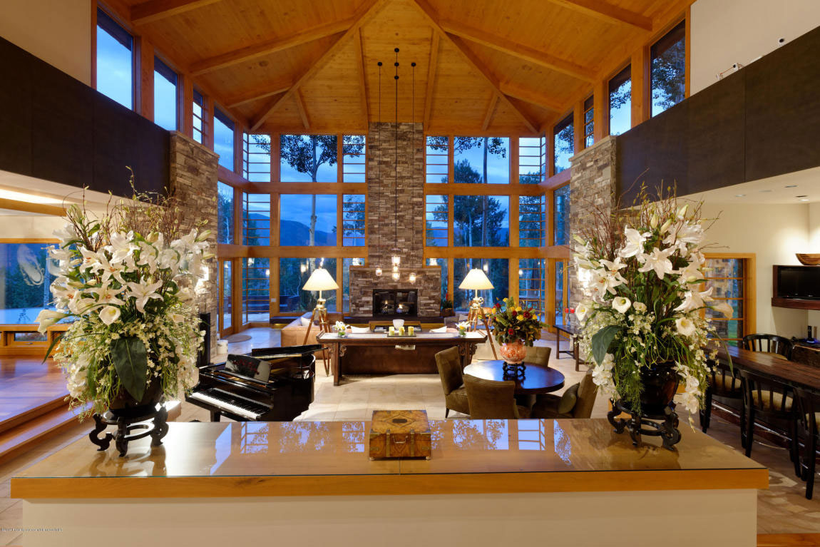 Single family home in aspen