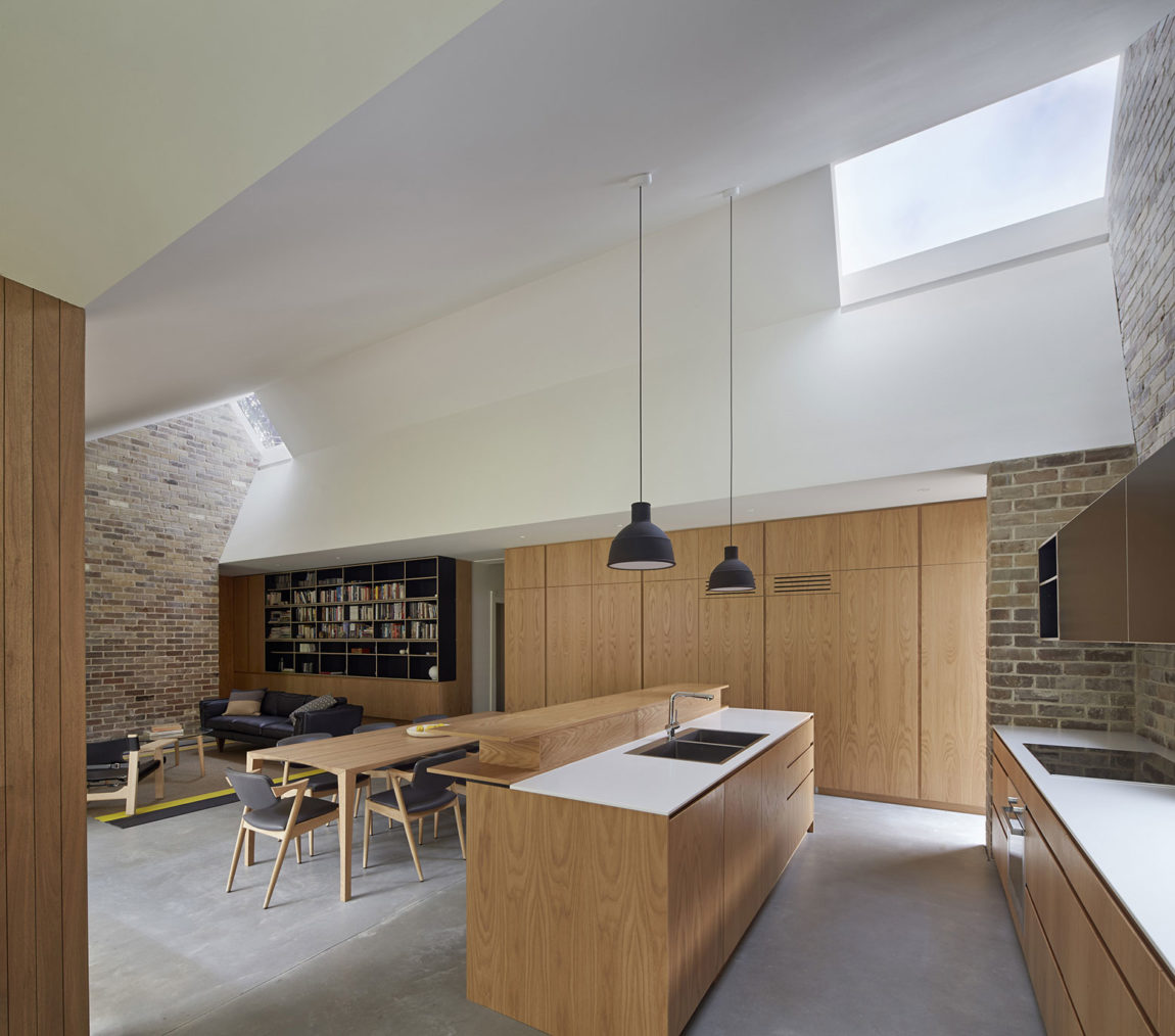 Skylight House by Andrew Burges Architects (5)