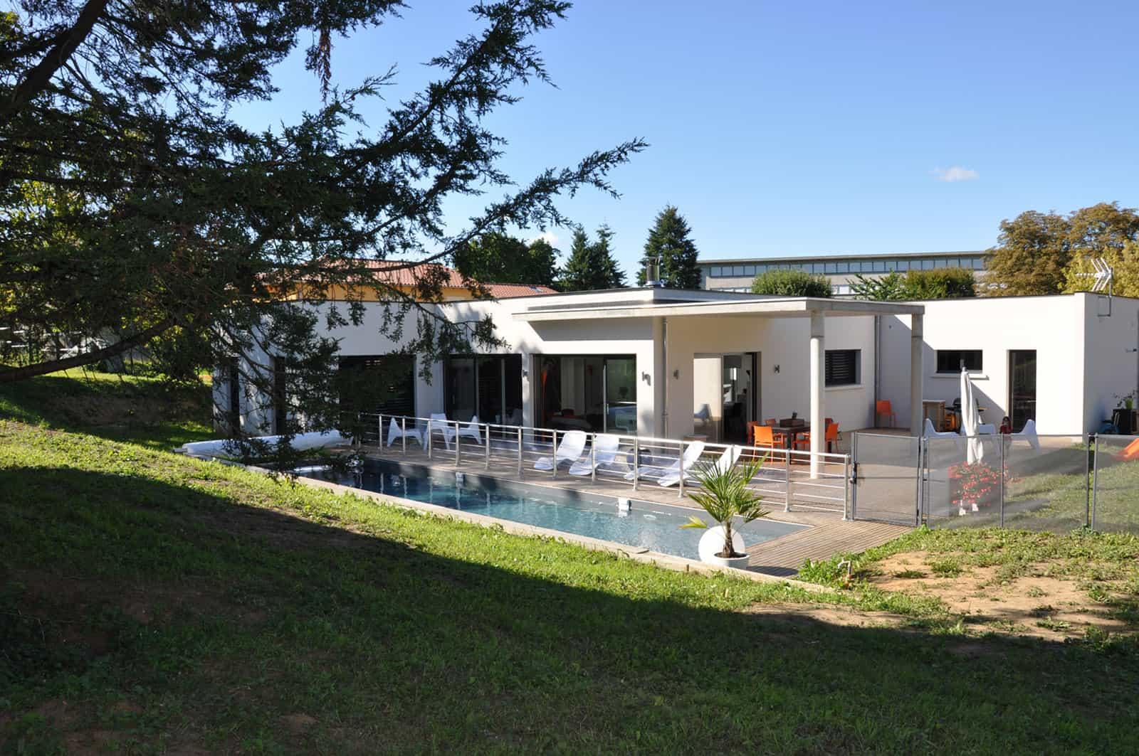 The Apple House by Val de Saône Bâtiment