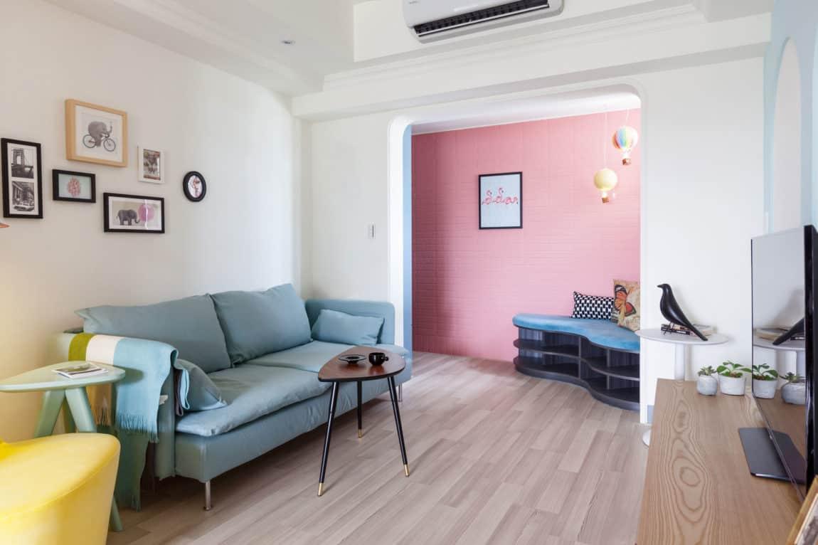The Wonderland Apartment by House Design Studio (7)