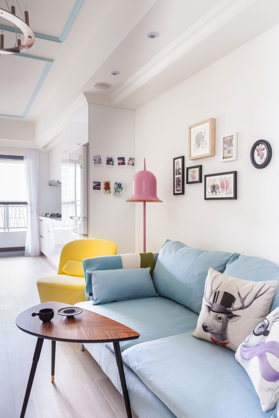 The Wonderland Apartment by House Design Studio (8)