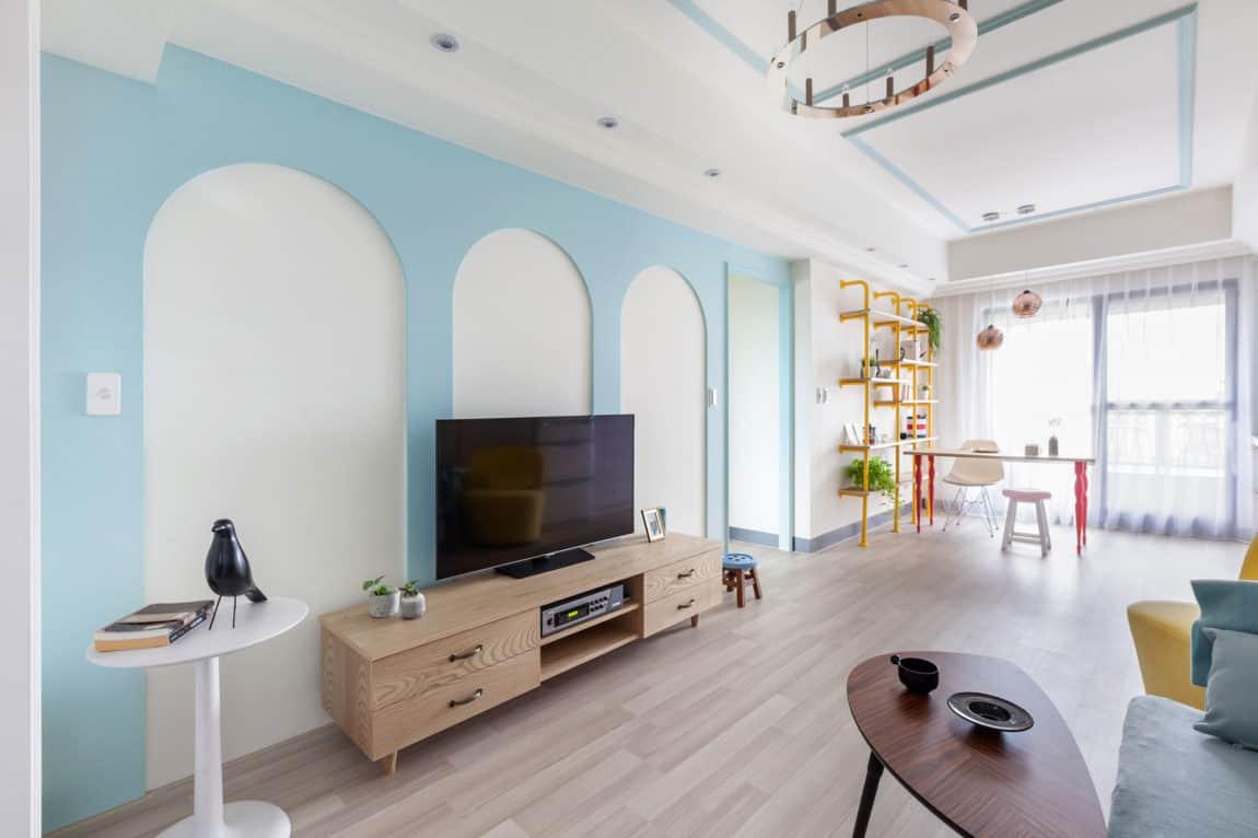 The Wonderland Apartment by House Design Studio (10)