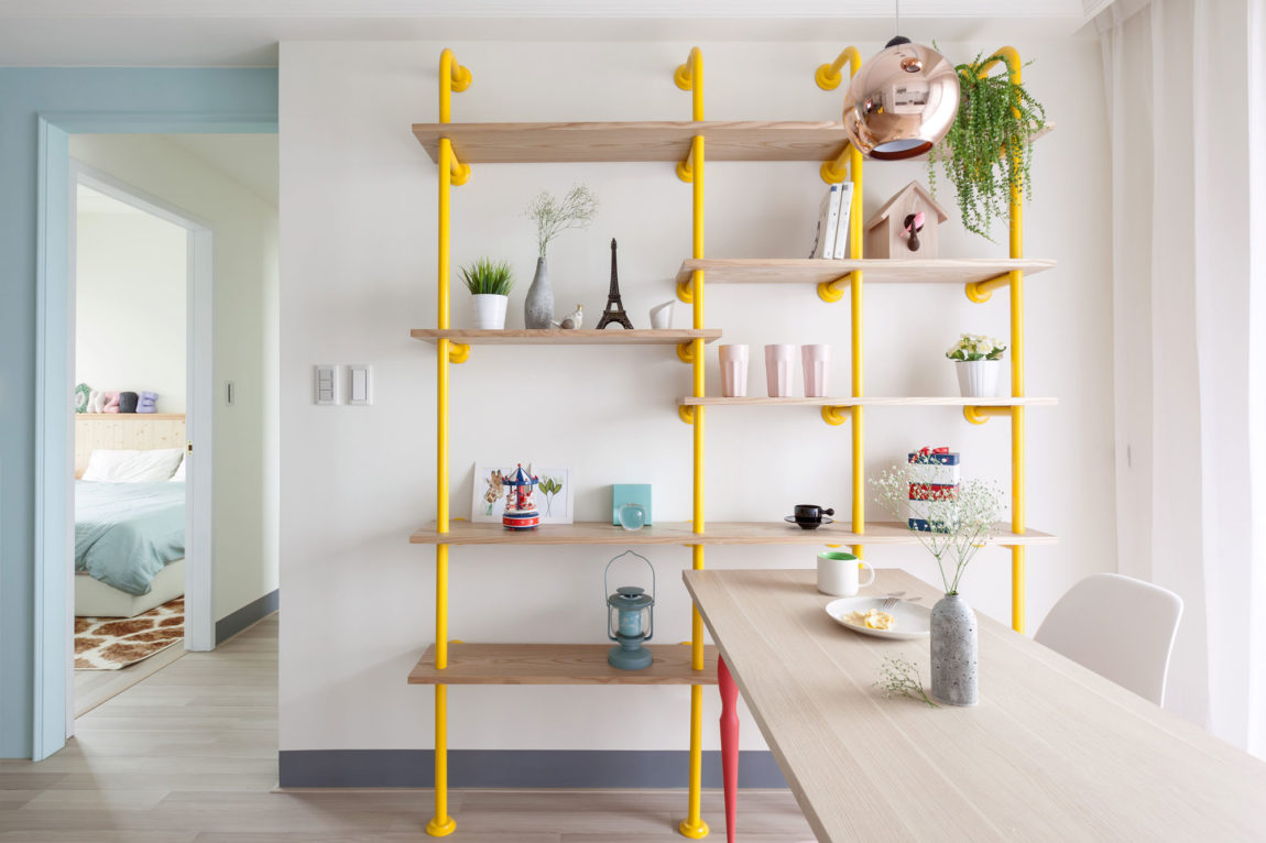 The Wonderland Apartment by House Design Studio (14)