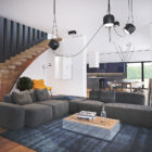 Trendy Contemporary Home by Pavel Voytov (3)