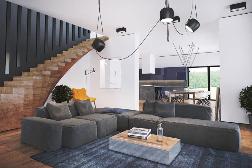 Trendy Contemporary Home by Pavel Voytov (3)
