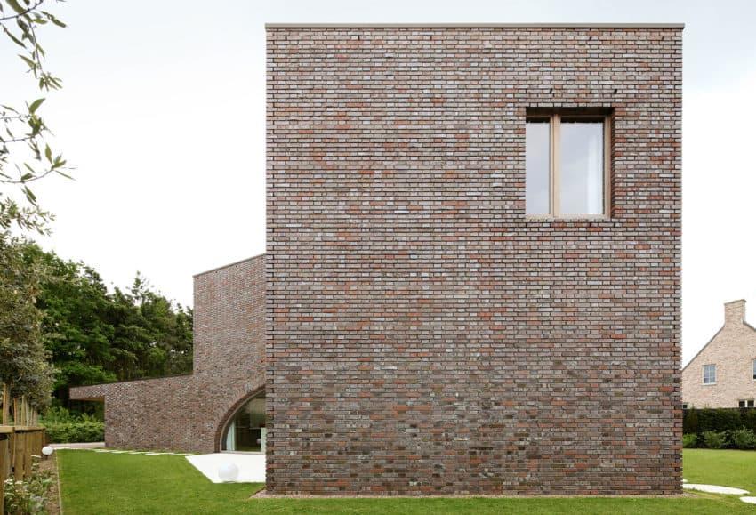 Villa Moerkensheide by Dieter De Vos Architecten (2)