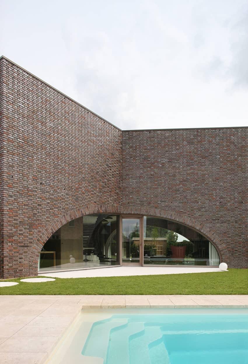 Villa Moerkensheide by Dieter De Vos Architecten (4)