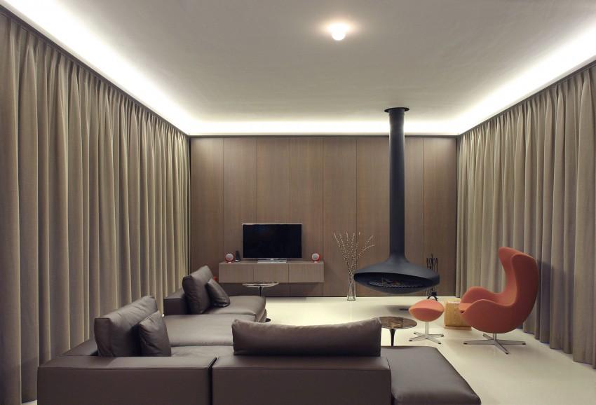 Villa Moerkensheide by Dieter De Vos Architecten (7)