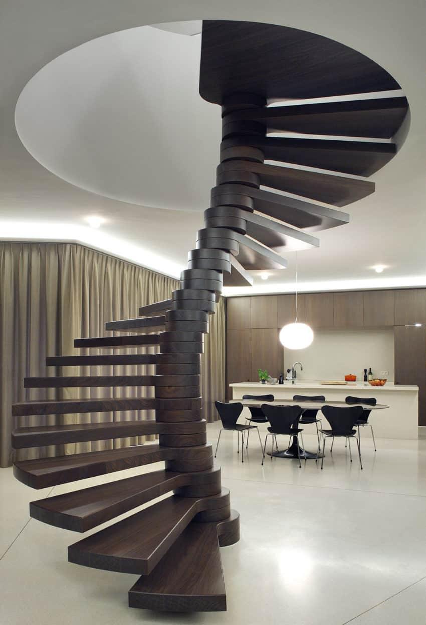 Villa Moerkensheide by Dieter De Vos Architecten (10)