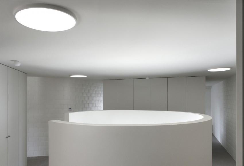 Villa Moerkensheide by Dieter De Vos Architecten (11)