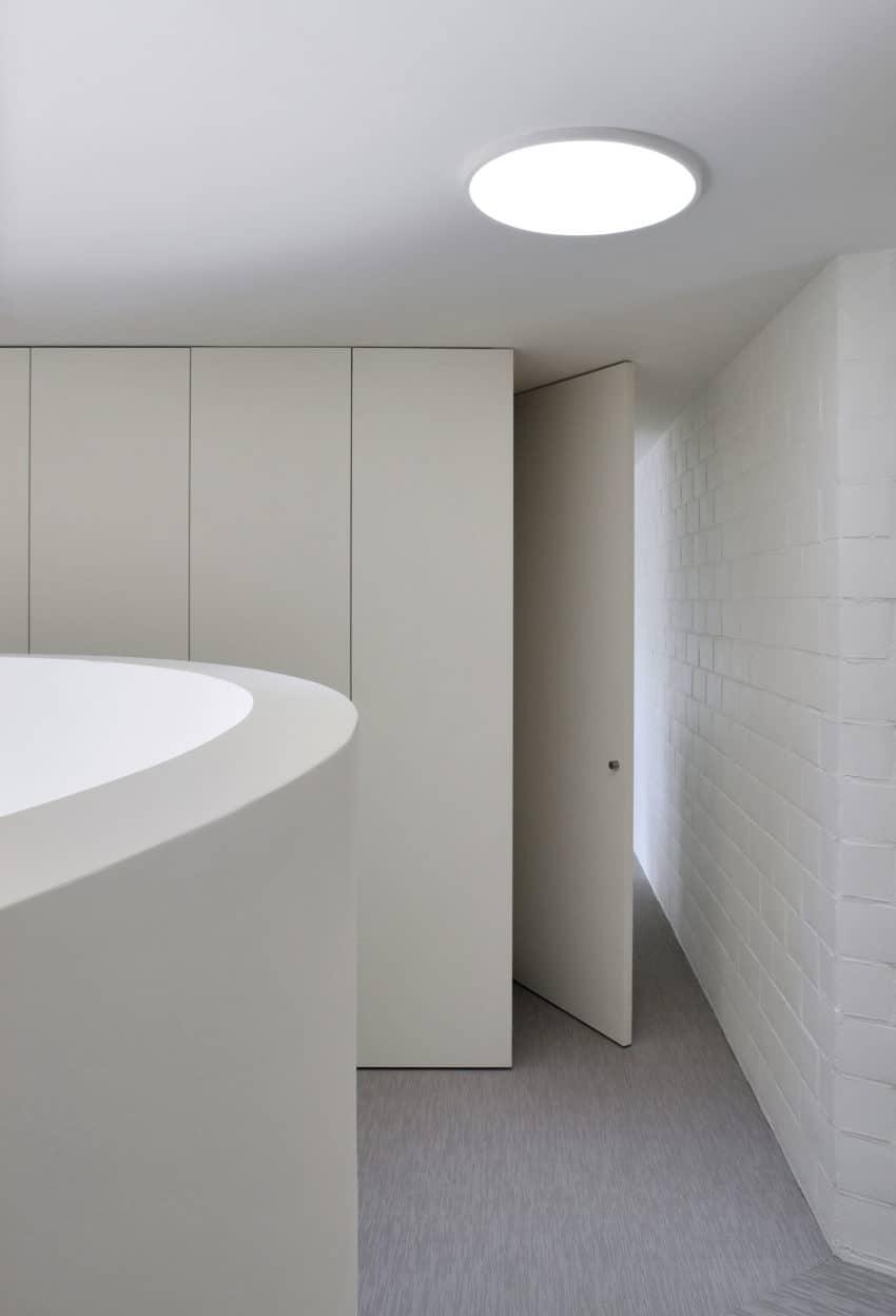 Villa Moerkensheide by Dieter De Vos Architecten (12)