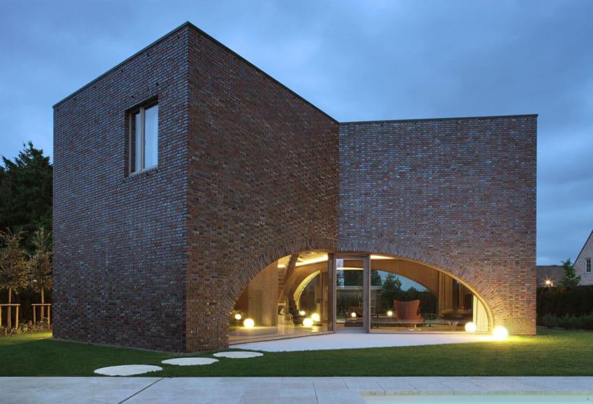Villa Moerkensheide by Dieter De Vos Architecten (15)