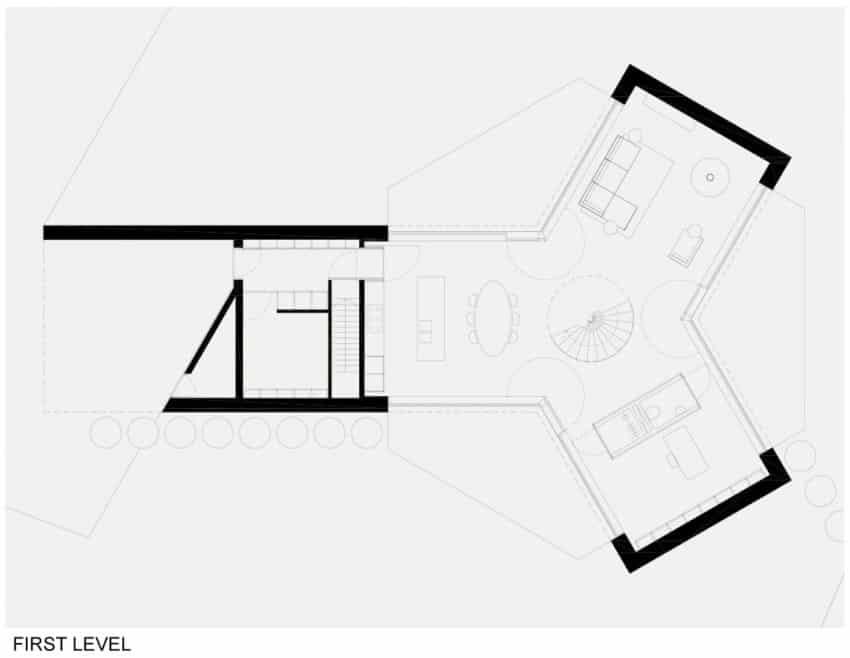 Villa Moerkensheide by Dieter De Vos Architecten (16)
