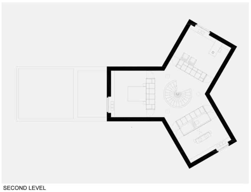 Villa Moerkensheide by Dieter De Vos Architecten (17)
