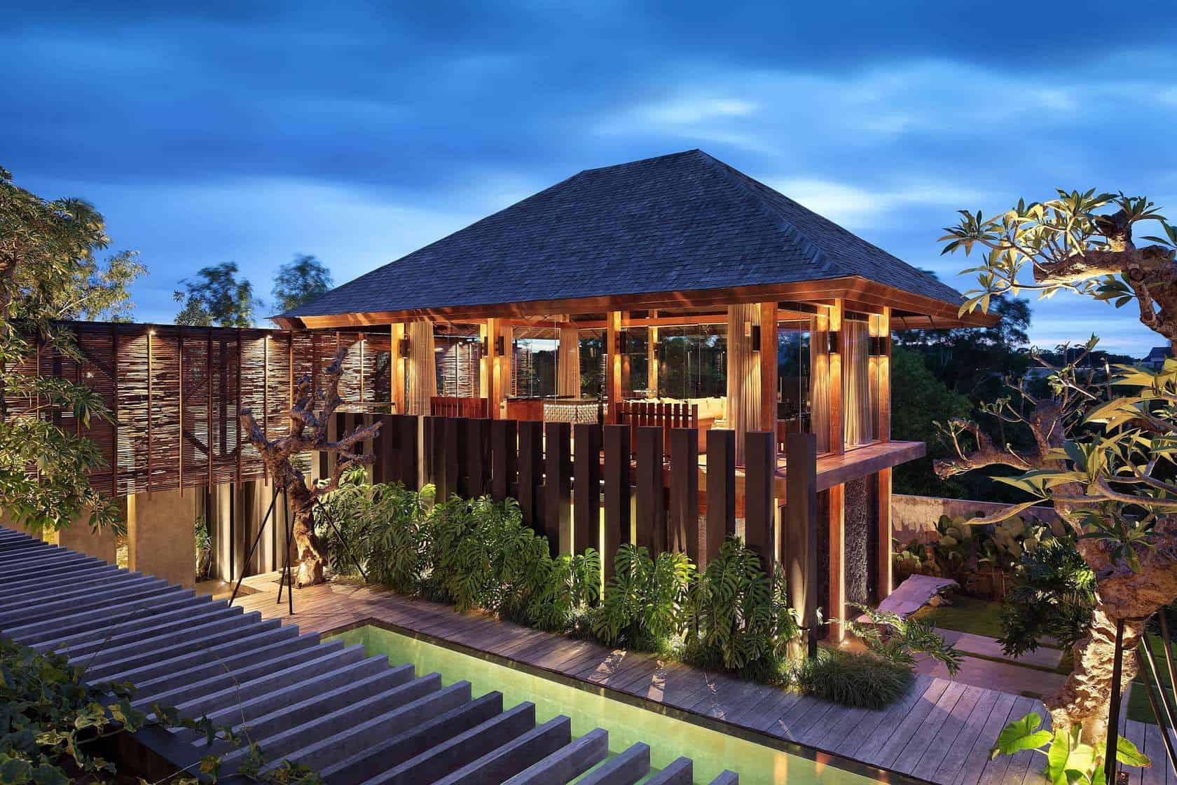 Balinese Interior Design Elements