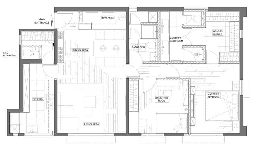Villa Rocha by Millimeter Interior Design (11)
