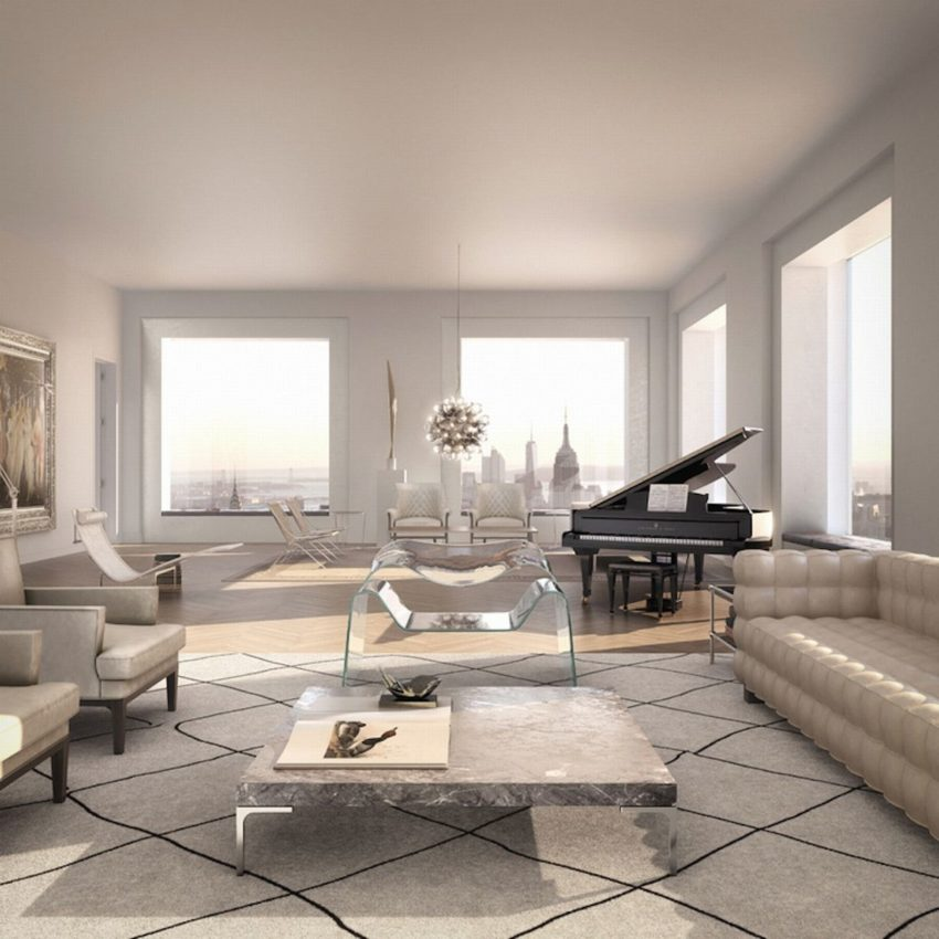 What kind of Penthouse Does $95 Million Buy in NYC? (1)