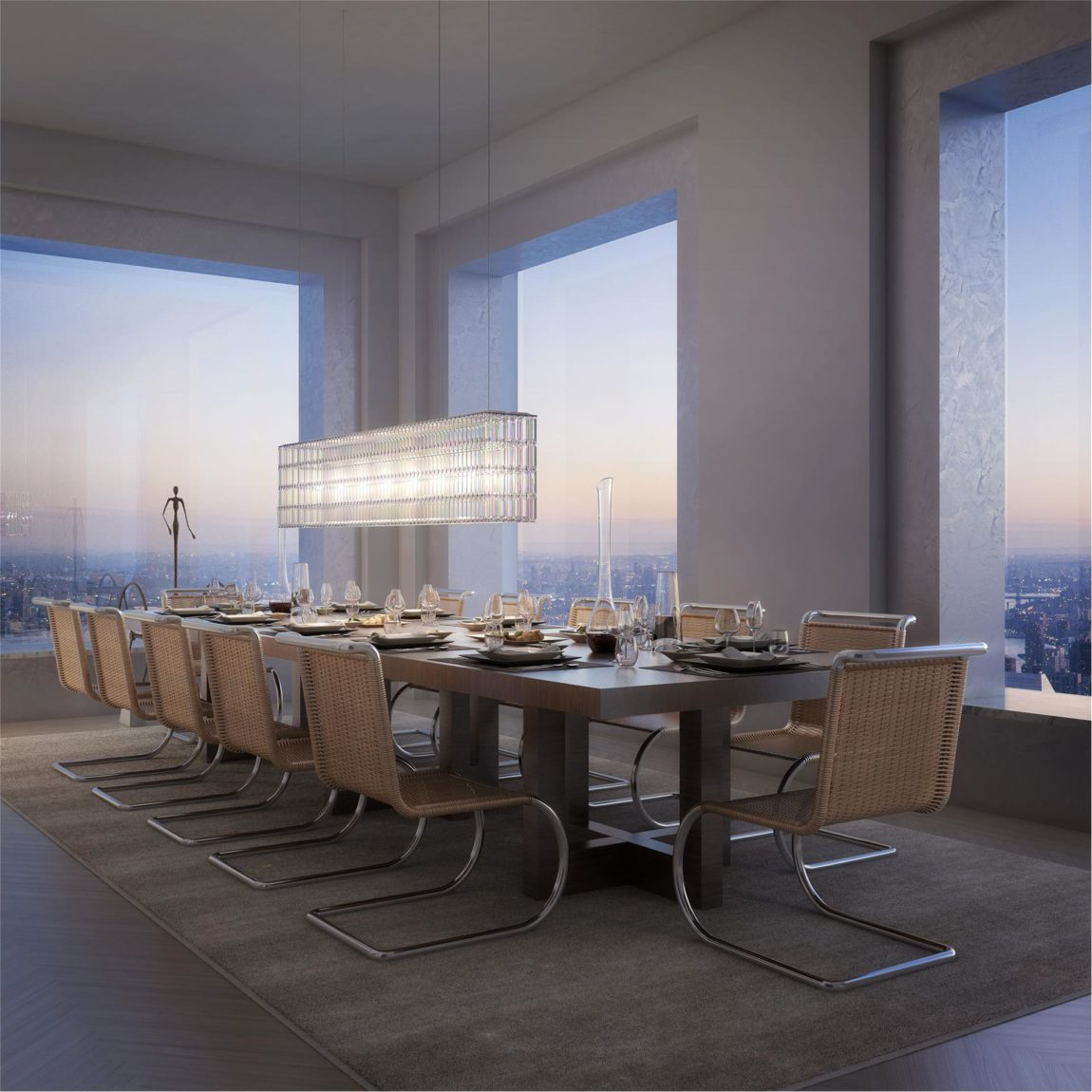 What kind of Penthouse Does $95 Million Buy in NYC? (3)
