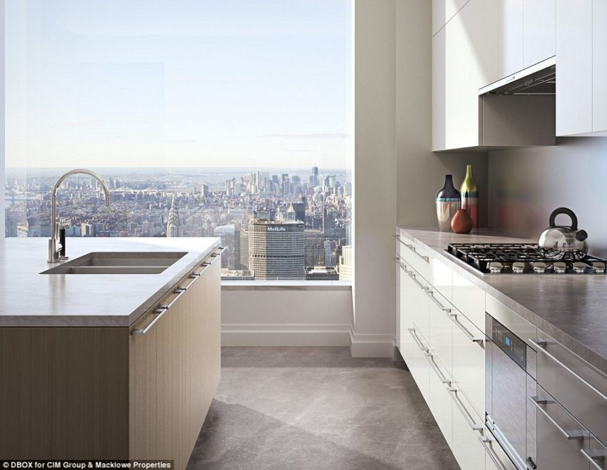 What kind of Penthouse Does $95 Million Buy in NYC? (6)