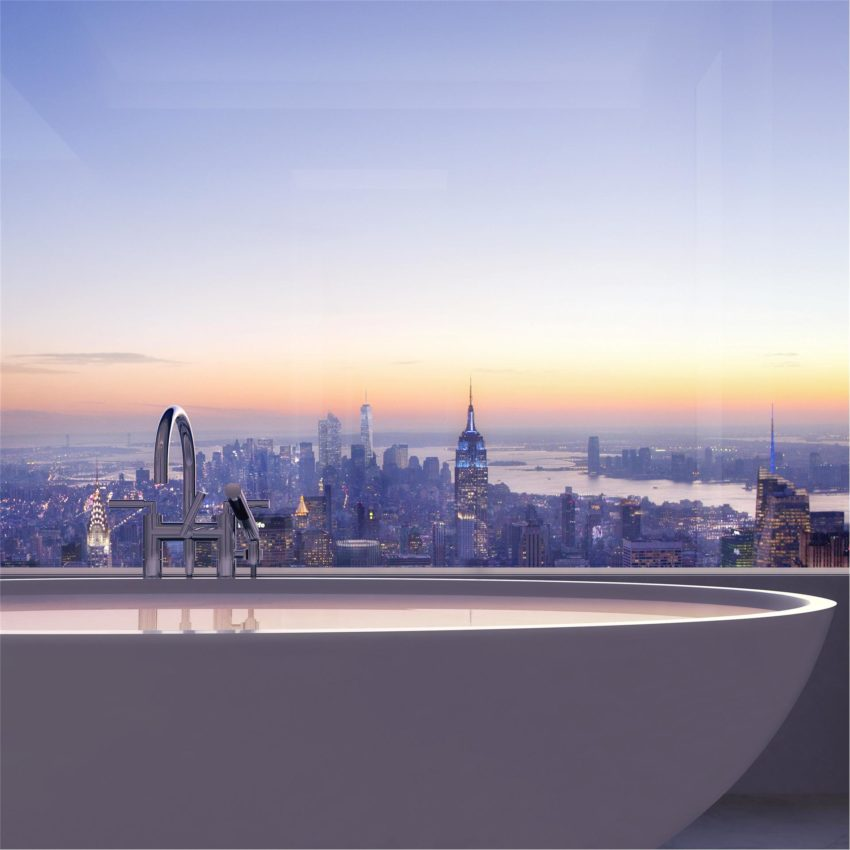 What kind of Penthouse Does $95 Million Buy in NYC? (9)