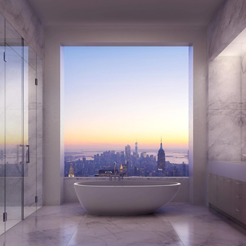 What kind of Penthouse Does $95 Million Buy in NYC? (8)