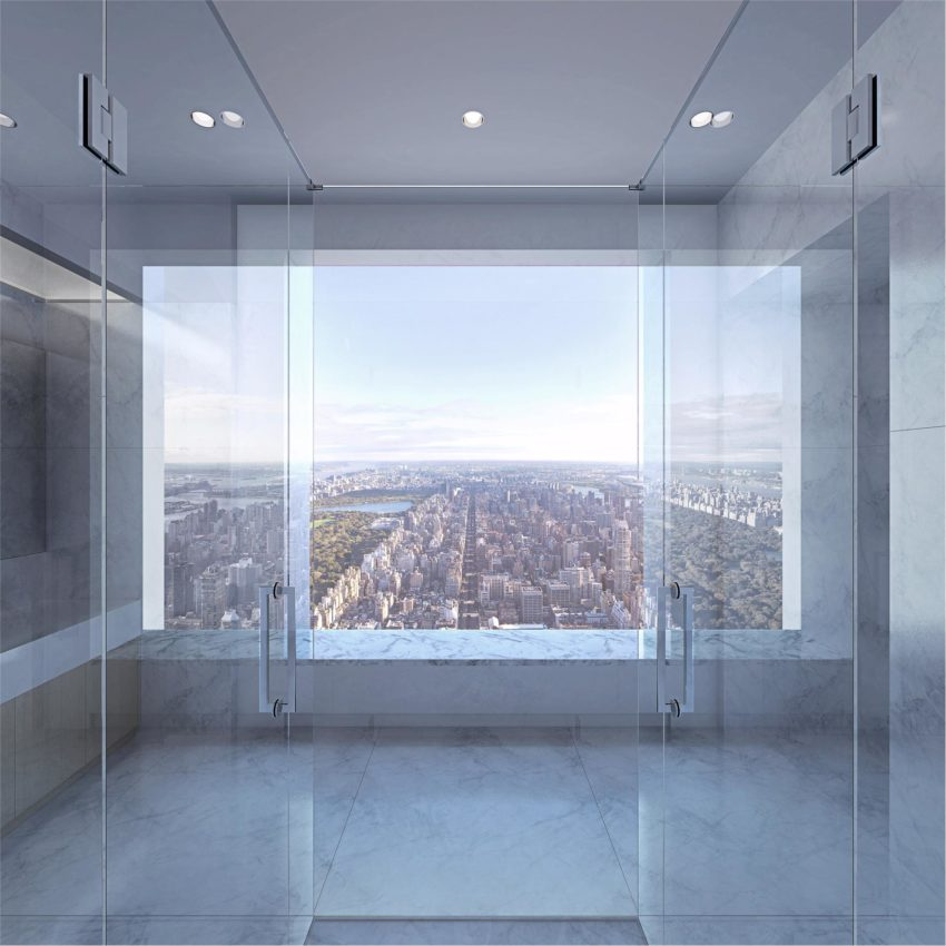 What kind of Penthouse Does $95 Million Buy in NYC? (11)