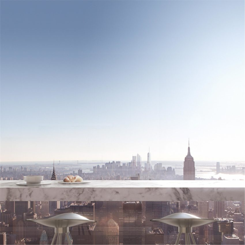 What kind of Penthouse Does $95 Million Buy in NYC? (15)