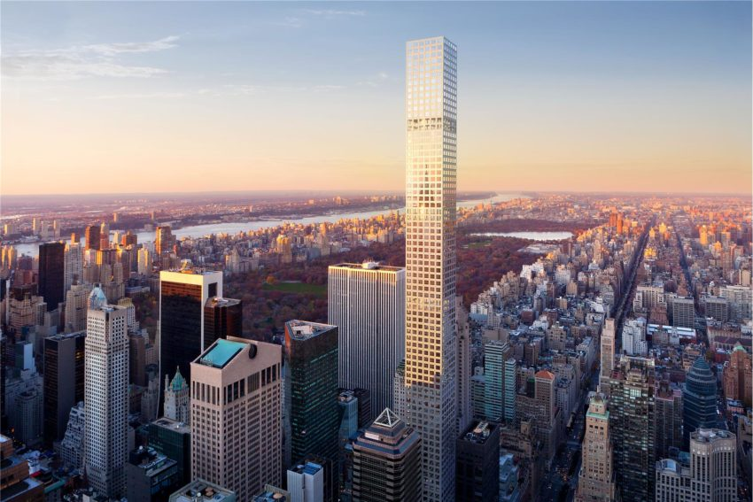 What kind of Penthouse Does $95 Million Buy in NYC? (18)