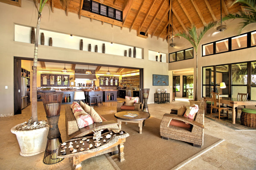 Beachfront Villa in the Dominican Republic (12)
