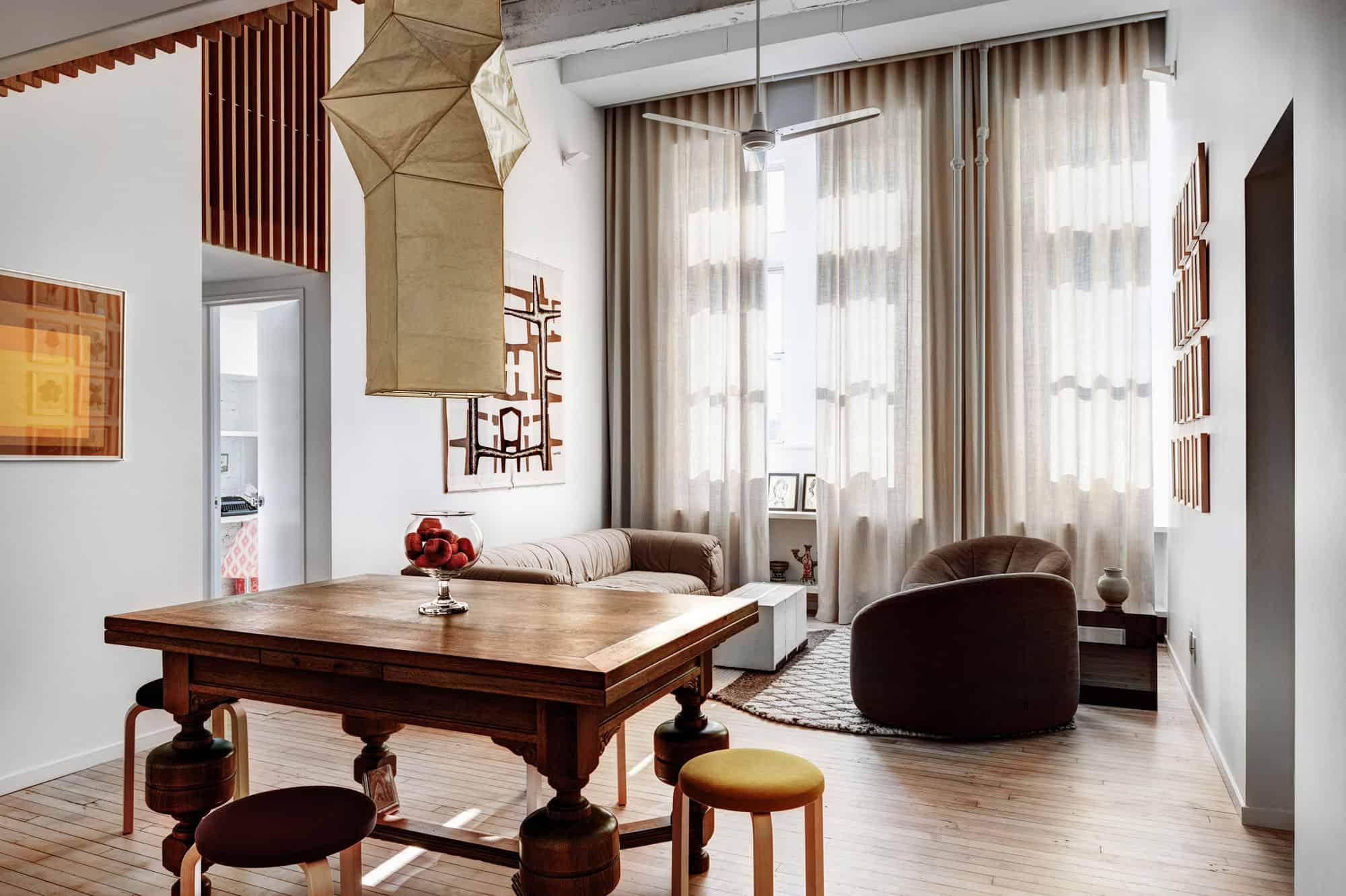Apartment in brooklyn - Brooklyn apartment interior design ...