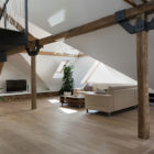 Attic Loft Reconstruction by B² Architecture (2)