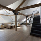 Attic Loft Reconstruction by B² Architecture (8)