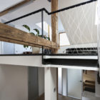 Attic Loft Reconstruction by B² Architecture (10)