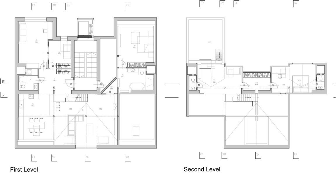 Attic Loft Reconstruction by B² Architecture (12)
