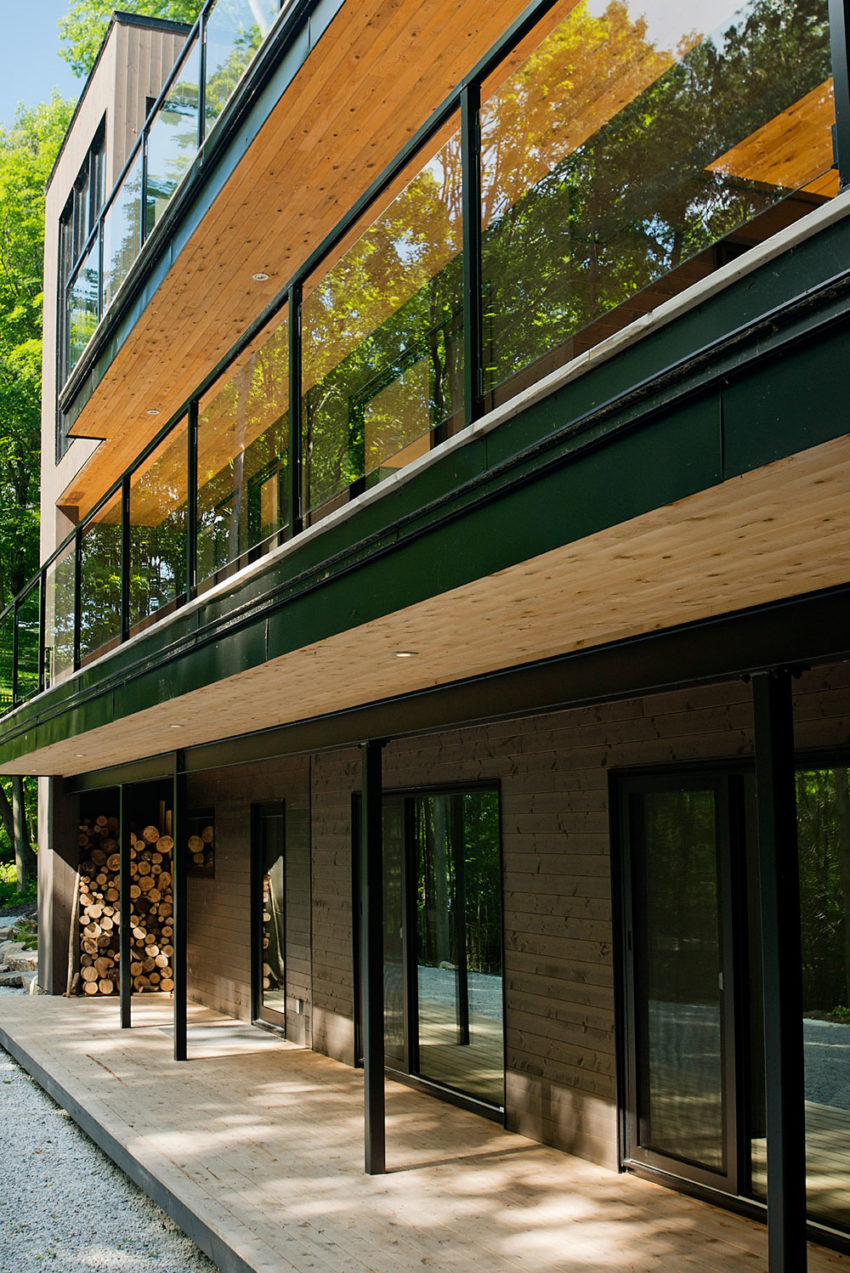 Chalet Lac Champlain by Boom Town (11)