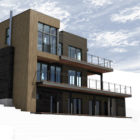 Chalet Lac Champlain by Boom Town (35)