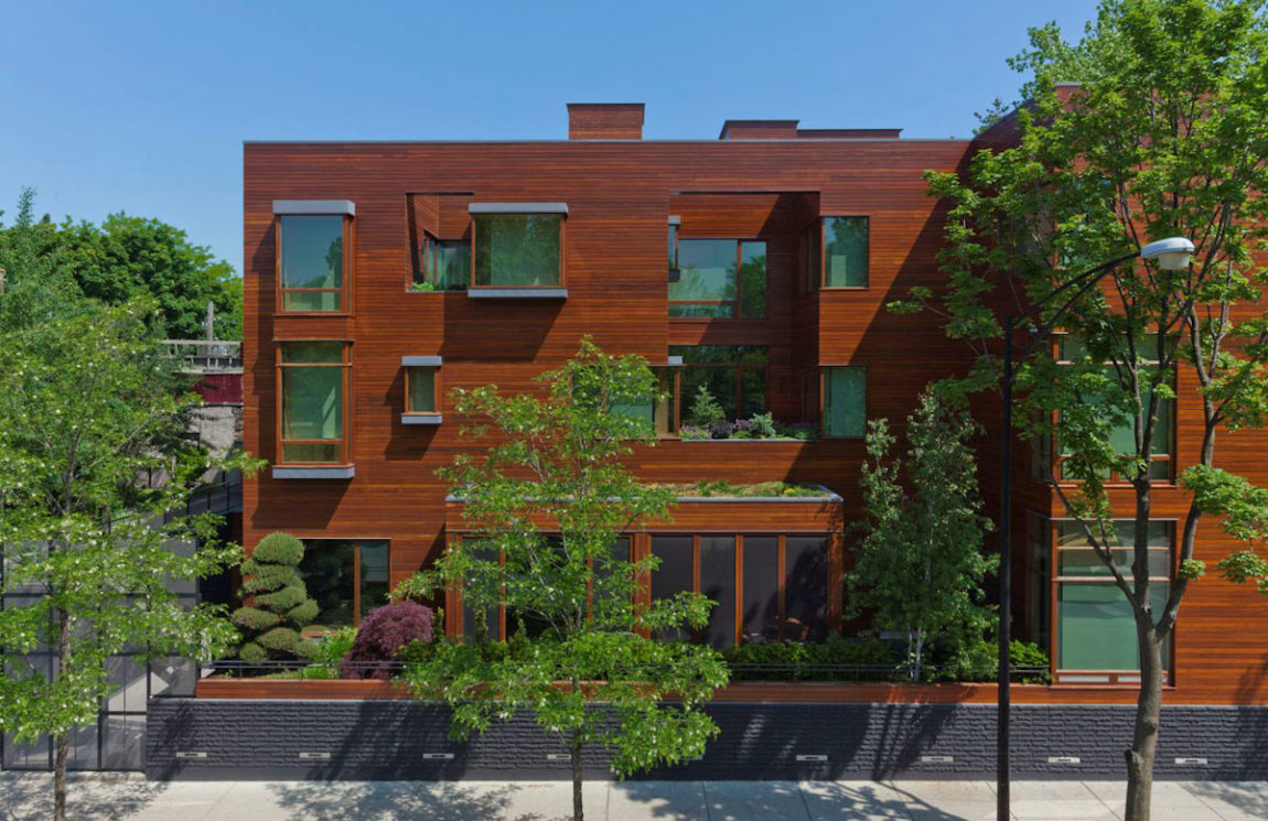 Chicago Residence by Dirk Denison Architects (2)