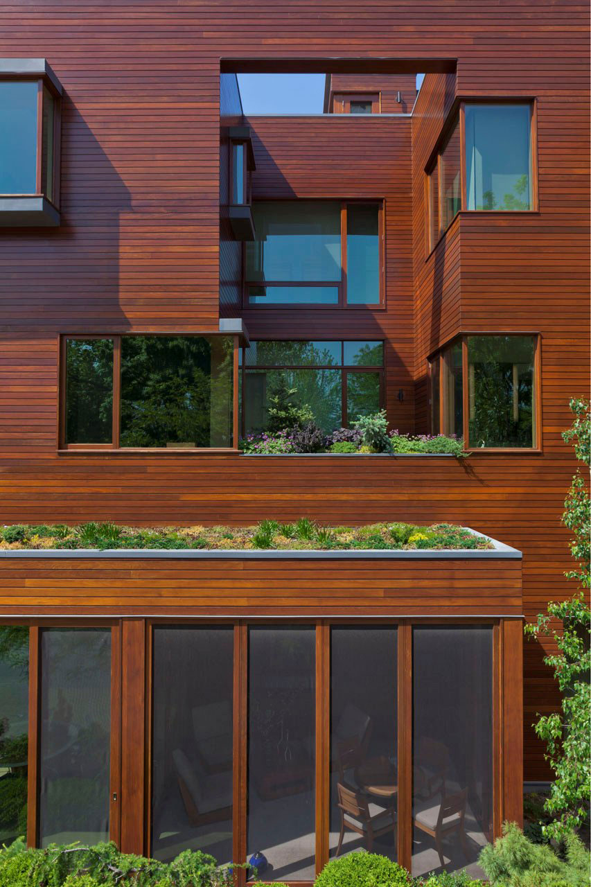 Chicago Residence by Dirk Denison Architects (3)